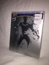 Black Panther (Blu-Ray + Digital, 2018) (Only @ Best Buy SteelBook)