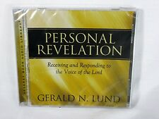 Personal Revelation Receiving & Responding Voice Lord Talk CD Gerald Lund Mormon