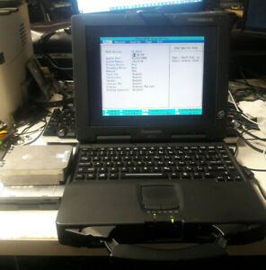 $59.99 Panasonic Toughbook CF-27 Floppy Drive + HDD Caddy + Battery, Working