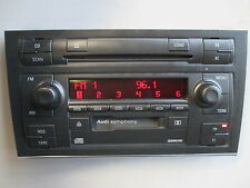 CD Wechsler Radio Kassette Tuner SYMPHONY II AUDI A4 B6 8E0035195PX AUSTAUSCH