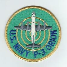 70s USN P-3 ORION #1 patch