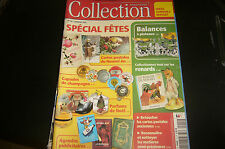 MAGAZINE COLLECTION N°14 SPECIALE FETES