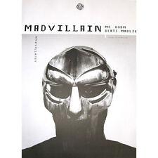 Madvillain (MF Doom & Madlib) - Madvillainy - The Poster Us
