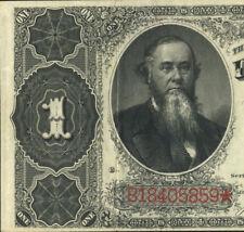 Fr. 351 $1 1891 Treasury Note (STANTON) PMG EF40