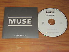 Muse-Publicitaire/Limited Germany Album-CD en cardsleave-CD 1999