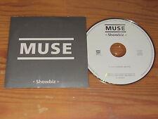 MUSE - SHOWBIZ / LIMITED GERMANY ALBUM-CD IM CARDSLEAVE-CD 1999