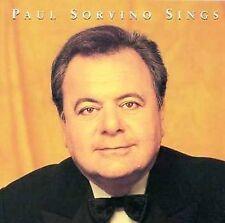 Paul Sorvino Sings by Paul Sorvino (CD, Oct-1996, Voices Across America)