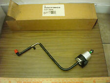 Hastings GF306 In-Line Fuel Filter BF7630 **NOS**