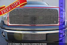 GTG 2013 2014 Ford F150 1PC Polished Upper Billet Grille Grill Insert
