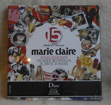 Marie Claire RUSSIA,Berenice Marlohe,Dior Homme,Swarovski FREE DIOR NUDE SEALED