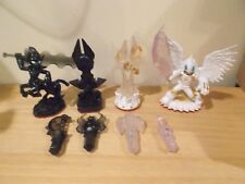 * RARE * Skylanders Trap Team - Light & Dark Element sets , Dark Sword & Rocket