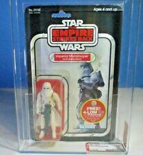 Star Wars Vintage ESB Hoth Snowtrooper Stormtrooper MOC AFA Y-70 47 Back Carded