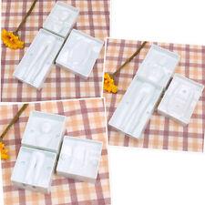 Figurines de mariés, décorations de gâteau blancs