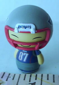 New England Patriots Rob Gronkowski NFL Funko Dorbz Minis Figure  Series 1