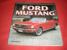 Enthusiast Color: Ford Mustang by Mike Mueller (1995, Paperback, Revised)