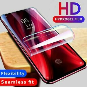 Hydrogel FILM Screen Protector COVER For Samsung Galaxy S20 S10 5G S9 NOTE 20