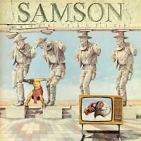 "Samson • Shock Tactics • 12"" VINYL RECORD LP 1981 Real Gone Music 2020 •• NEW ••"