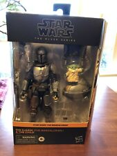 TARGET Hasbro Star Wars Black Series Din Djarin (Mandalorian)and Child