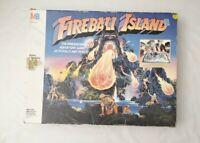 VINTAGE! Fireball Island 1986Milton Bradley Adventure Board Game NEAR COMPLETE