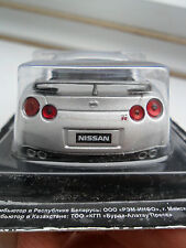 Nissan GT-R 2008 Sports Supercar Diecast Model 1/43 scellé sous blister PACK GT R