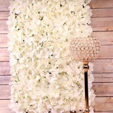 Cream Hydrangea Flower Wall Wedding Backdrop Party Venue Decoration 40 x 60cm