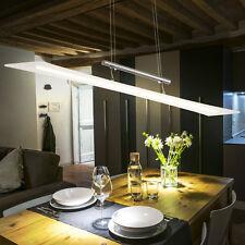 Elegante LED Hänge Decken Lampe Ess Tisch Leuchte 23 Watt höhenverstellbar EEK A