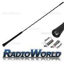 Universal Ford BMW Audi VW Nissan Car Aerial / Antenna Mask Replacement 41cm