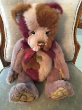 "Medley Charlie Bears 2018 Plush * 15"" New With Tags"