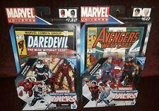 Marvel Universe LEGENDS Comic Packs  LOT Quicksilver Wonderman DAREDEVIL RARE