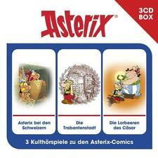 3 CDs * ASTERIX - 3-CD HÖRSPIELBOX VOL.6  # NEU OVP !