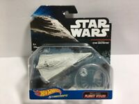 2015 HOT WHEELS STAR WARS FIRST ORDER STAR DESTROYER-W/FLIGHT STAND-NEW!