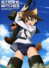 Strike Witches:Series 1.Airborne Anime. New In Shrink!