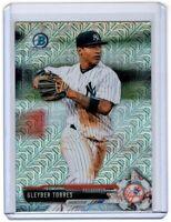 2017 Bowman Chrome Mega Box Prospects Rookie Gleyber Torres (New York Yankees)