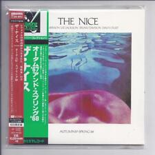 The NICE Autumn 67 Spring 68 JAPAN mini lp cd Platinum SHM HR Cutting UICY-40153
