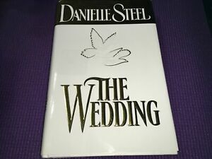 The Wedding by Danielle Steel Hardcover Book ✅Free Shipping ✅