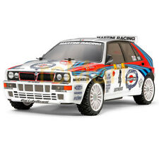 Tamiya Lancia Delta Body Set 190mm EP 4WD 1:10 RC Cars Touring On Road #51401