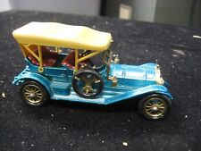Vintage Matchbox Models of Yesteryear Y-12 1909 Thomas Flyabout Diecast Car