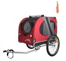 Rimorchio Trasportino cane cani per bici Trailer Starline - Medium