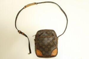 Authentic Louis Vuitton  Monogram Amazone Shoulder Bag #7510