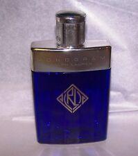 Ralph Lauren Monogram Cobalt Blue Bottle