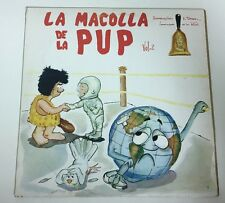 La Macolla De La Pup Vol. 2 LP PVP-VOL-2 Vinyl Record NM