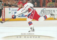 2011-12 Upper Deck UD Canvas Mike Green