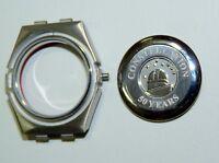 omega 866.1213 50 years edn constellation steel ladies watch case 27mm NOS case