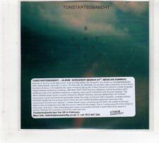 (HM640) Tonstartssbandht, Sorcerer - DJ CD