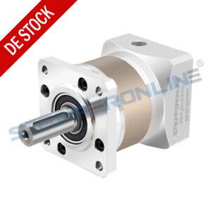 Nema 23 Planetengetriebe Gear Reducer Ratio 5:1/10:1/20:1/50:1 10mm Input Shaft