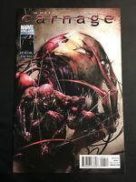 CARNAGE 4 CLAYTON CRAIN COVER VOLUME 1 SPIDER MAN VS CARNAGE VOL 1 NM VENOM