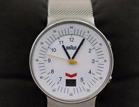 Brau Funkuhr Uhr Ref.Nr. BN0087 WHSLMHG - sehr gut -
