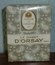 *** VINTAGE *** LE DANDY BY d'Orsay-PARFUM DE TOILETTE 2fl.oz 60 ML-rarità