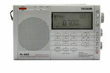 TECSUN PL660 (black) PLL Fm/stereo MW LW SW SSB Air Band English Version
