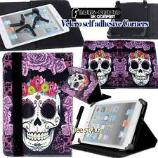 """Universal Folio Leather Case Flip Cover For Android Tablet PC 7"""" 8.0"""" 9"""" 9.7""""10"""""""